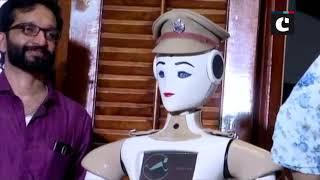 Kerala CM Pinarayi Vijayan launches country's first humanoid cop in Trivandrum