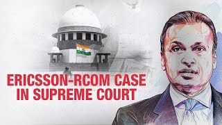 Ambani in Ericsson soup- SC orders payment of dues else jail for Anil