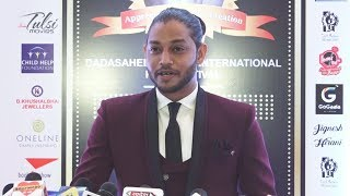 Choreographer And Youtube Star Melvin Louis At Dadasaheb Phalke Award 2019