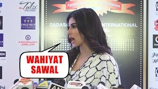 Mouni Roy GETS ANGRY On Reporter Over LIP SURGERY Question video - id  371a969b7433ce - Veblr Mobile