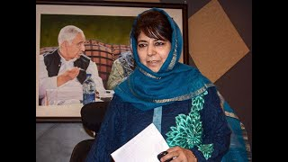 Only the illiterate speak about war- Mehbooba Mufti on Pulwama fallout