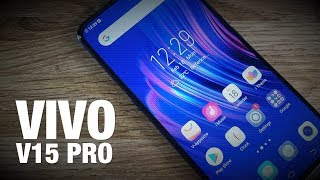 Vivo V15 Pro - 'Affordable' all-screen phone with pop-up camera | Unboxing | Topaz Blue