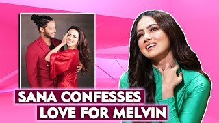 Sana Khan CONFIRMS Dating Choreographer Melvin Louis First Time On Camera