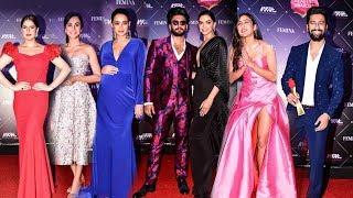 UNCUT-Nykaa Femina Beauty Awards 2019 | Deepika Padukone, Ranveer Singh, Sara Ali Khan