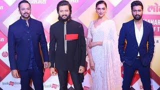 UNCUT - Lokmat Awards 2019 | Deepika Padukone , Rohit Shetty, Riteish Deshmukh