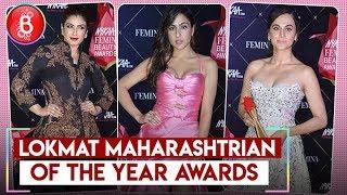 Lokmat Maharashtrian of the Year Awards 2019 | Raveena Tandon,Sara Ali Khan,Taapsee Panu