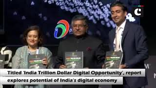 RS Prasad releases IT ministry's report on country's digital economy