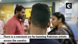 MNS members visit FM station, ask them to stop playing Pakistani songs