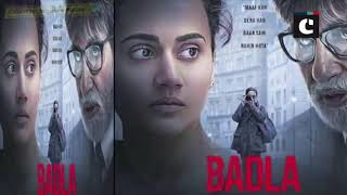 Taapsee Pannu & Amaal Mallik launch songs from upcoming thriller 'Badla'
