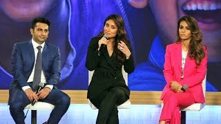 Kareena Kapoor At Launch Of Swasth Immunised India