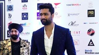 Vicky Kaushal At Dadasaheb Phalke International Film Festival Awards 2019 | Red Carpet
