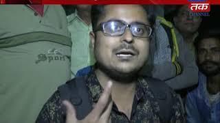 Godhra  -Strike of ST employees