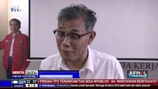 TKN Jokowi-Ma'ruf: Ada Upaya Mendeligitimasi KPU