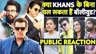 Kya Khans Ke Bina Chal Sakta Hai Bollywood? | PUBLIC REACTION