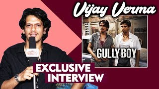 Exclusive Chit-Chat With GULLY BOY Actor Vijay Verma | Gully Boy Success | Ranveer Singh