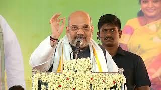 Shri Amit Shah's speech at Shakti Kendra Pramukh Sammelan in Ramanathapuram, Tamil Nadu
