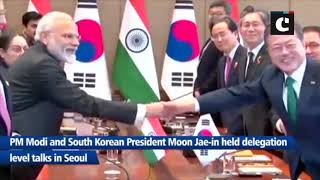 India, South Korea ink 7 MoUs on cooperation in media, start-ups, police among others