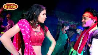 New  होलिया खेलवले जीजा  Bhojpur Holi Video  2018 - Pawan Tiwari & Nishu Aadit