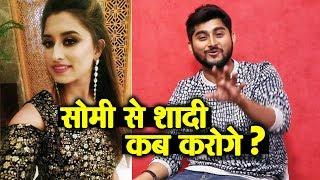 When Deepak Will Marry Somi Khan? Fans Ask Deepak | Bigg Boss 12 Fame