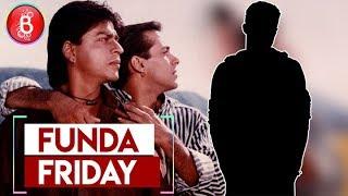 Funda Friday: Did You Know? Shah Rukh Khan-Salman Khan Were NOT First Choices For 'Karan Arjun'