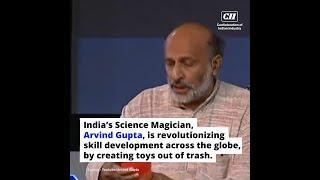 Arvind Gupta: India's Science Magician