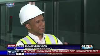 71 Masinis MRT Jakarta Dilatih di Malaysia dan Jepang