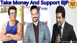 These Bollywood Stars Will Support BJP In The Elections Caught In Sting Operation By Cobrapost.