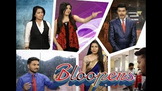 News 1 Bloopers   Funny Mistakes By News 1 Anchors   Best Bloopers Compilation
