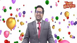 New Year 2019 Wishes by CA Raj K Agrawal