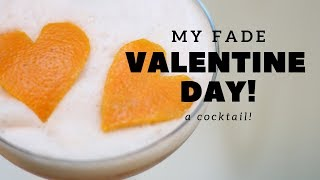 Valentines Day Cocktail | My Fade Valentin Day Cocktail | Valentine Special Cocktail | #Dada