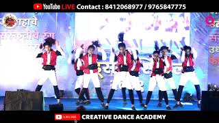 Step By Step Crew || 2nd Place || Group || KUDUS DANCE CHAMPIONSHIP || 2019