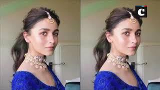 Alia Bhatt back to bay after attending friend's wedding