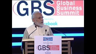PM Modi shares vision for new India, says 'impossible is possible now' | ETGBS 2019 | FULL SPEECH
