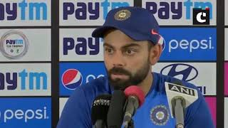 Here's what Captain Virat Kohli thinks on Indo-Pak World Cup 2019 clash