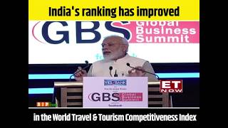 India's ranking in the World Travel & Tourism Competitiveness index improved substantially in 2017
