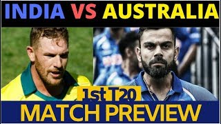 Ind Vs Aus 1st T20I:Team India ready for World Cup rehearsal against Australia | INDIAVOICE