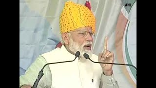 Our fight is for Kashmir, not against Kashmiris- PM Modi in Rajasthan