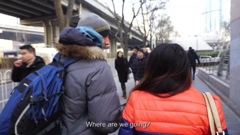 The commuters of Yanjiao EP1
