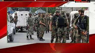 J&K- Ten thousand more troops brought in after separatists call for shutdown on Sunday