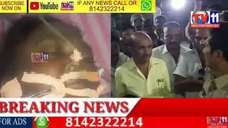 Aamari Jayamma (50) of Ramananda Gudem Neelakula district was killed due to negligence of doctors at