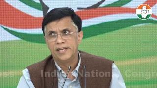 LIVE: Pawan Khera addresses media at Congress HQ