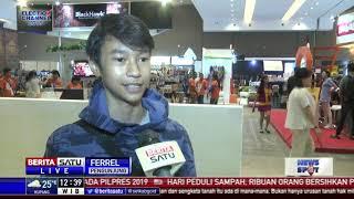 Talk Show Kesehatan dan Cara Merawat Hewan di Indonesia Pet Show