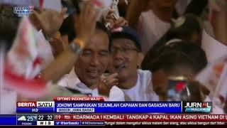 Jokowi Sampaikan Capaian dan Gagasan Baru