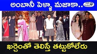 Huge Budget For Akash Ambani Pre-Wedding Bash With Friends and Family In Switzerland | Top Telugu TV