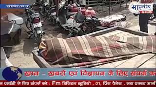 मानवता हुई शर्मसार , शव को हाथ ठेले पर घर तक पहुँचाया - www.bhartiya.news