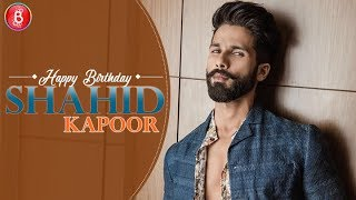 Mancrush Monday: Birthday boy Shahid Kapoors pictures will leave you drooling.