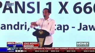 Mengenal PLTU Cilacap Ekspansi 1 yang Diresmikan Jokowi