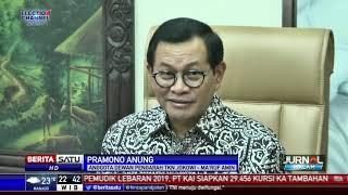 Pramono Sebut Pernyataan Jokowi Soal Konsesi Lahan Bersifat Umum