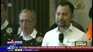 Polisi Berhasil Ungkap Jaringan Narkoba Jenis Baru di Jakarta Pusat