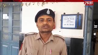 Dhoraji - The incident took place in the train under the train and committed suicide